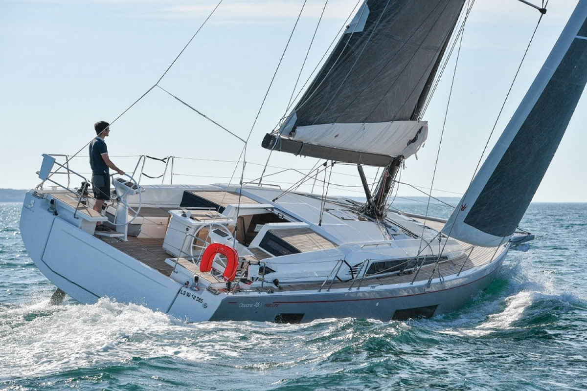 Яхта парусная Beneteau Oceanis 46.1 First